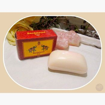 Sandalwood Soap Mystical Moons