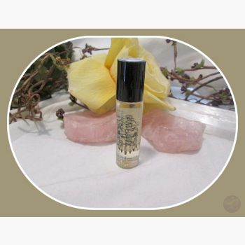 Sandalwood Vanilla Roll On Oil Perfume Mystical Moons