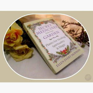Secret Medicines From Your Garden Books Mystical Moons