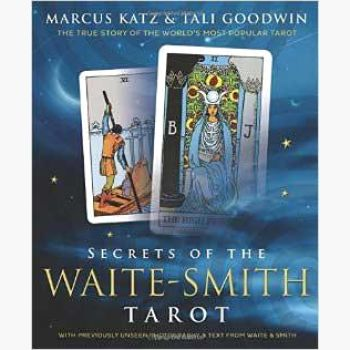 Secrets Of The Waite-Smith Tarot Books Mystical Moons