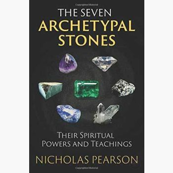 Seven Archetypal Stones Books Mystical Moons