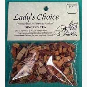 Singer's Tea Mixes Mystical Moons