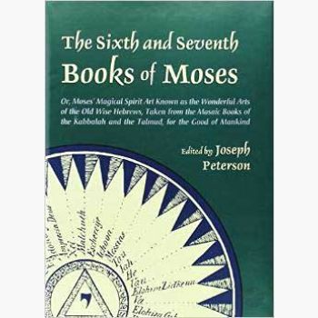 Sixth & Seventh Books Of Moses Mystical Moons