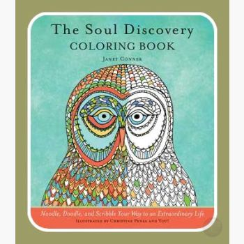 Soul Discovery Coloring Book Books Mystical Moons