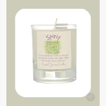 Spirit Soy Votive Candle Candles Mystical Moons