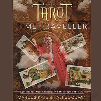 Tarot Time Traveller Books Mystical Moons