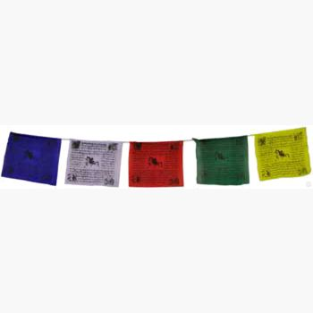 Tibetan Prayer Flag 6 X 7 Flags Mystical Moons