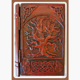 Tree Of Life Book Keepsake Box Mystical Moons