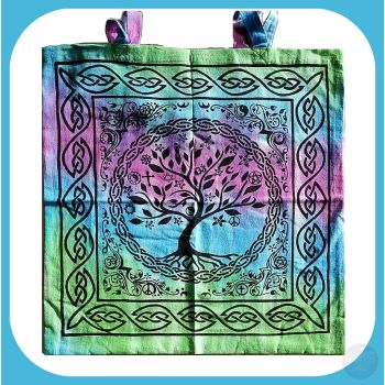 Tree Of Life Coexist Tote Bag Bags Mystical Moons