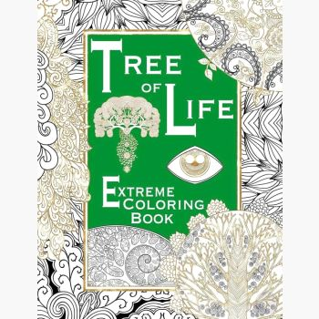 Tree Of Life Coloring Book Books Mystical Moons