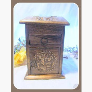 Tree Of Life Herb Cupboard Mystical Moons