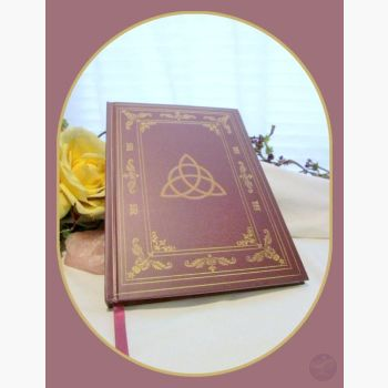 Triquetra Journal Mystical Moons
