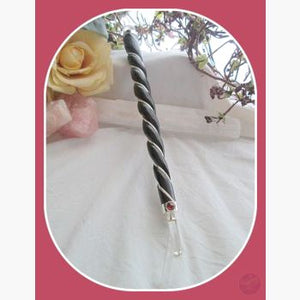 Twisted Rosewood Healing Wand Magical Wands Mystical Moons