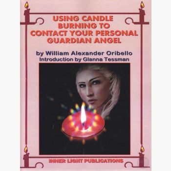 Using Candle Burning To Contact Your Guardian Angel Books Mystical Moons