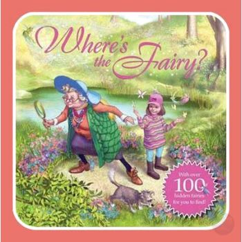 Where's The Fairy Books Mystical Moons