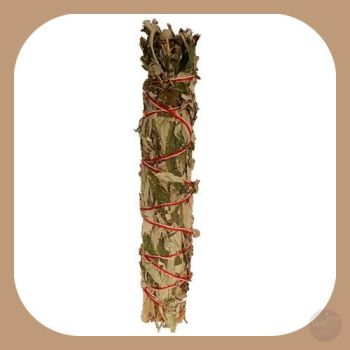 White Sage & Mugwort Smudge Stick Mystical Moons