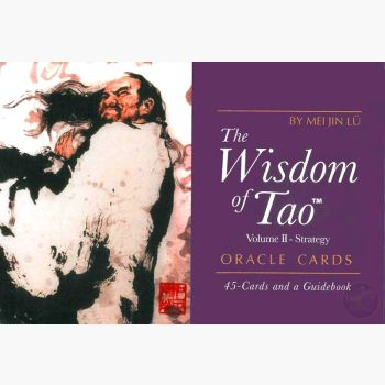 Wisdom Of Tao Oracle Cards Vol 2 Tarot Mystical Moons