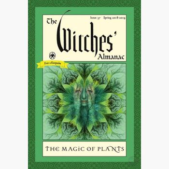 Witches' Almanac Spring 2018 To 2019 Books Mystical Moons