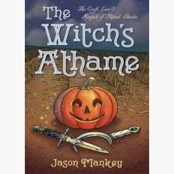 Witch's Athame Books Mystical Moons