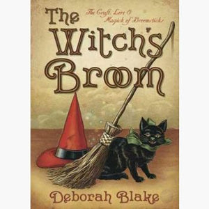 Witch's Broom Books Mystical Moons