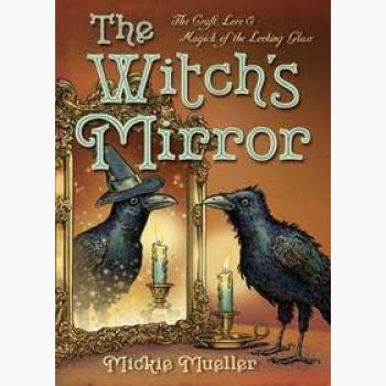 Witch's Mirror Books Mystical Moons