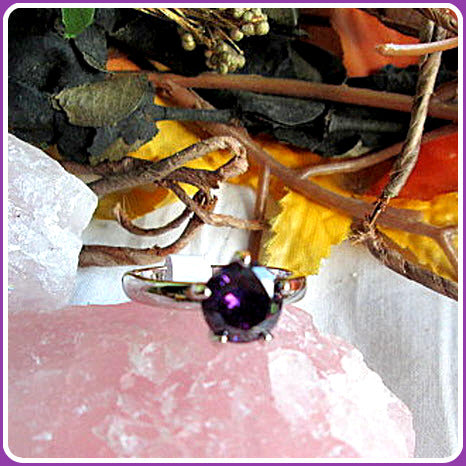 Purely Amethyst Ring