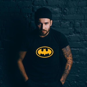 T Bhai - Batman T-Shirt for Men
