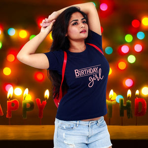 T Bhai - Birthday Girl T-Shirt for Women
