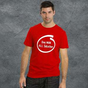 T Bhai - One Man All Solution T-Shirt for Men