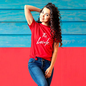 The Bride T-Shirt for Women