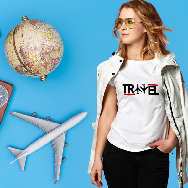 T Bhai - Travel T-Shirt for Women