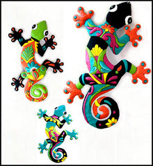 Geckos & Frogs