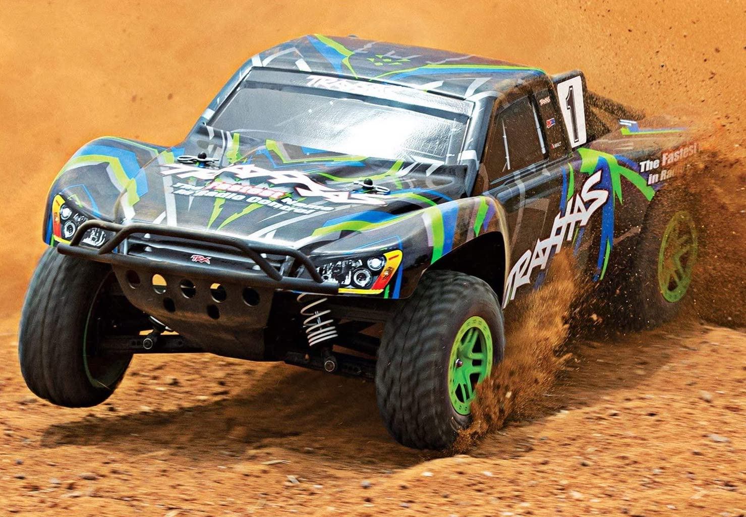 Traxxas Slash 4x4 - Piruetas Hobbies & Toys