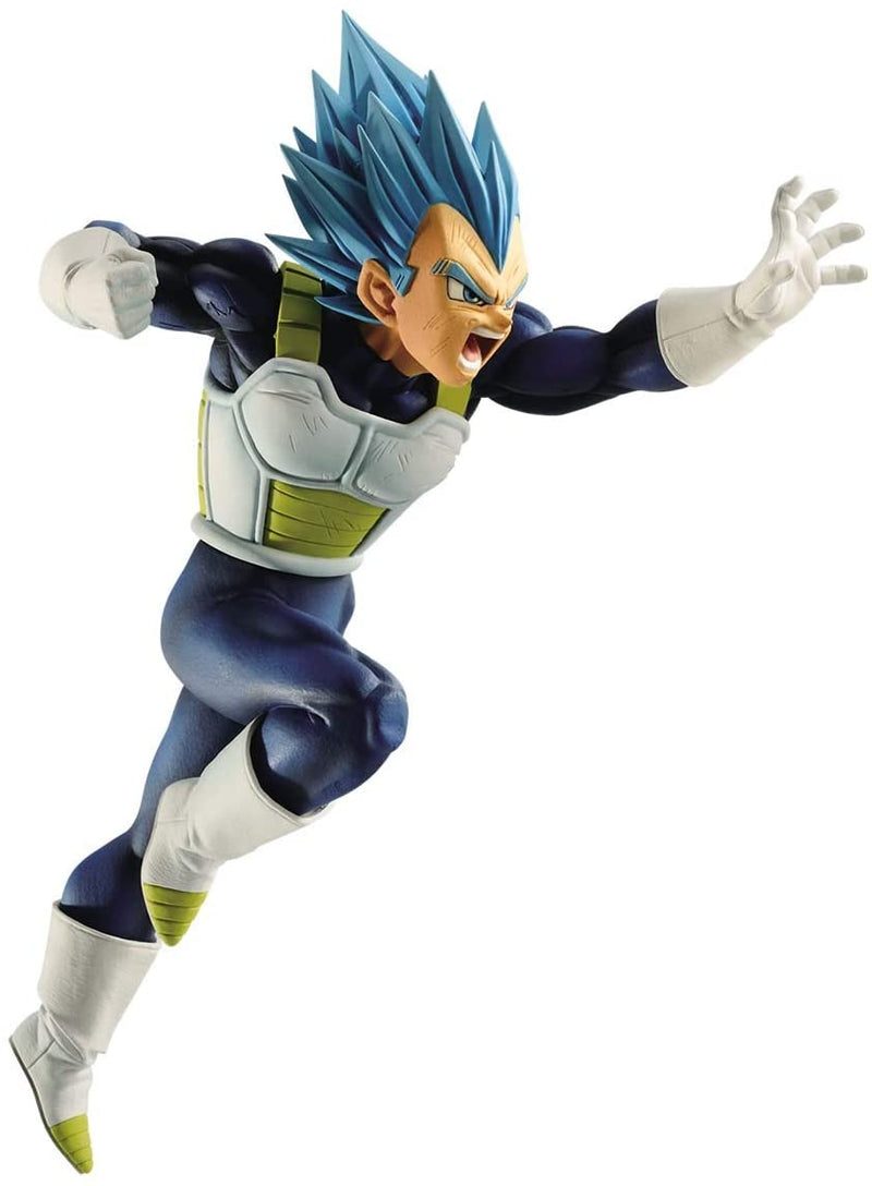 Dragon Ball Super Super Saiyan God Super Saiyan Vegeta Z-battle Figure | Bandai
