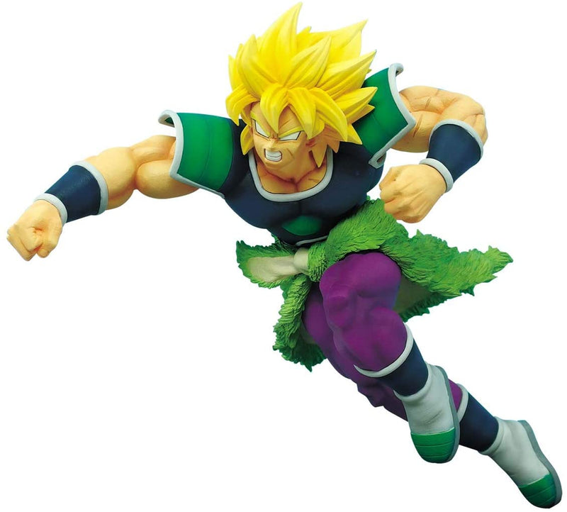 Dragon Ball Super Super Saiyan Broly Z-battle Figure | Bandai