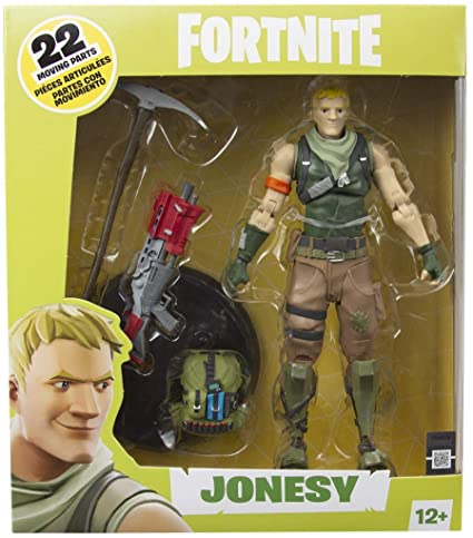 "Fortnite ""Jonesy"" Figura de Acción"