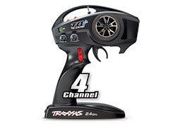 Transmitter, TQi Traxxas Link™ enabled, 2.4GHz high output, 4-channel