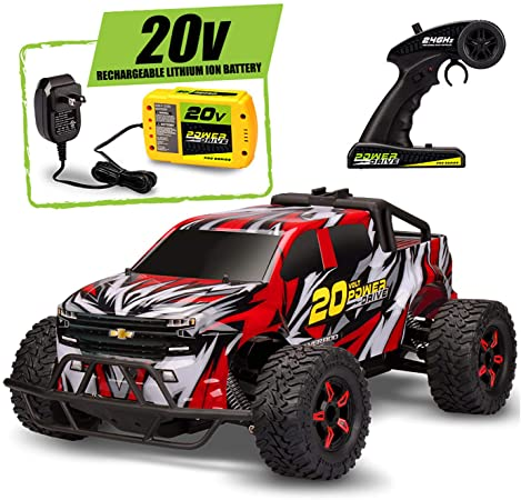 Kid Galaxy 20V Power Drive Remote Control Vehicle
