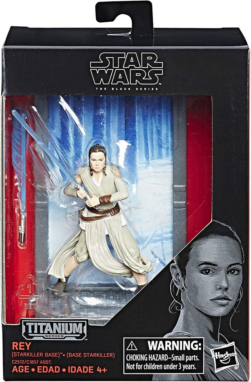 Sw Black Series Die Cast Figure
