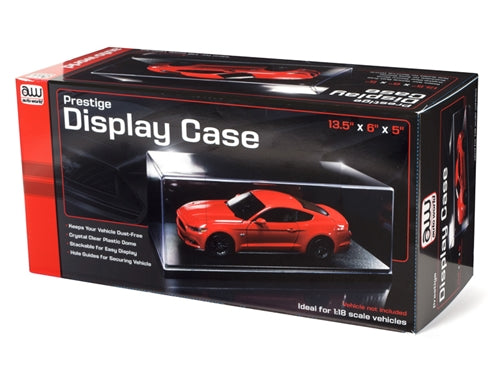 Auto World 1/18 Plastic Display Case