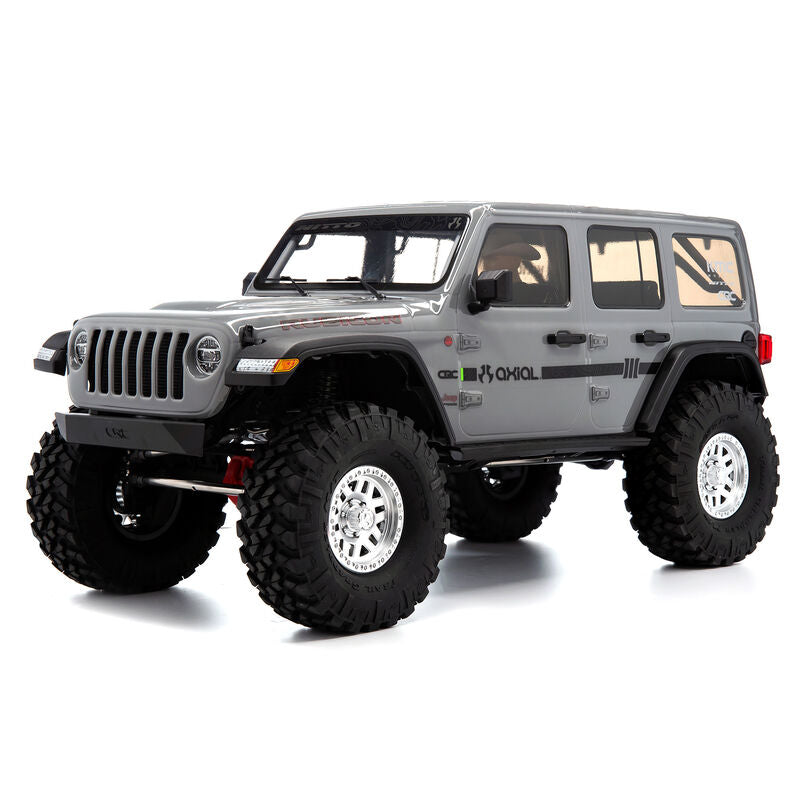 Axial 1/10 SCX10 III Jeep JLU Wrangler with Portals RTR