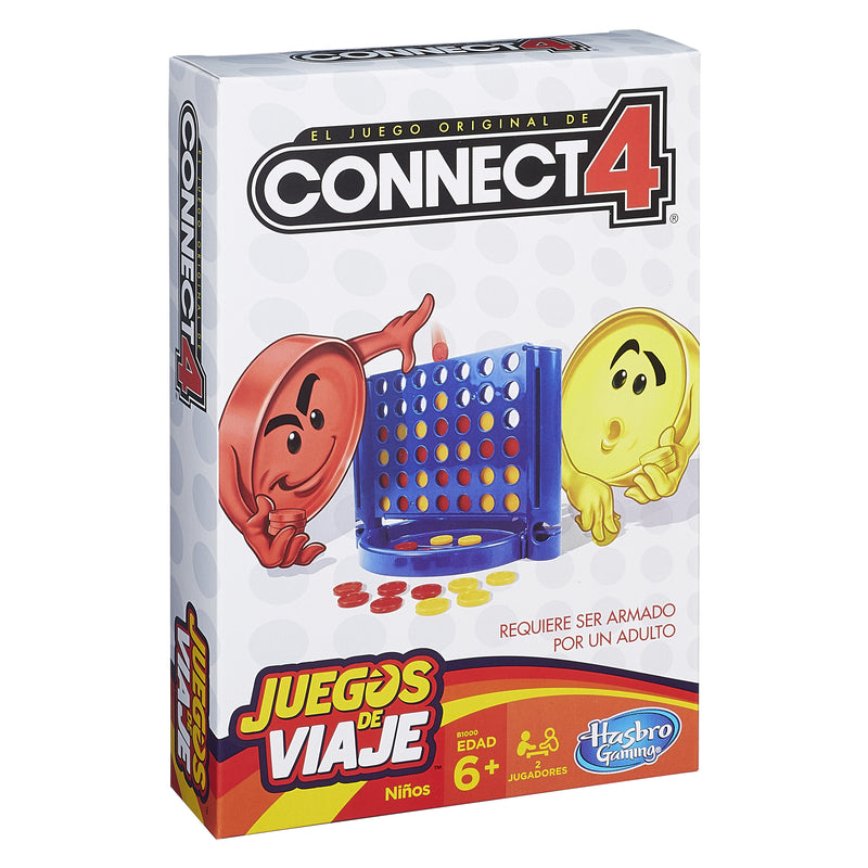 Juegos de Mesa Grab and Go | Connect 4