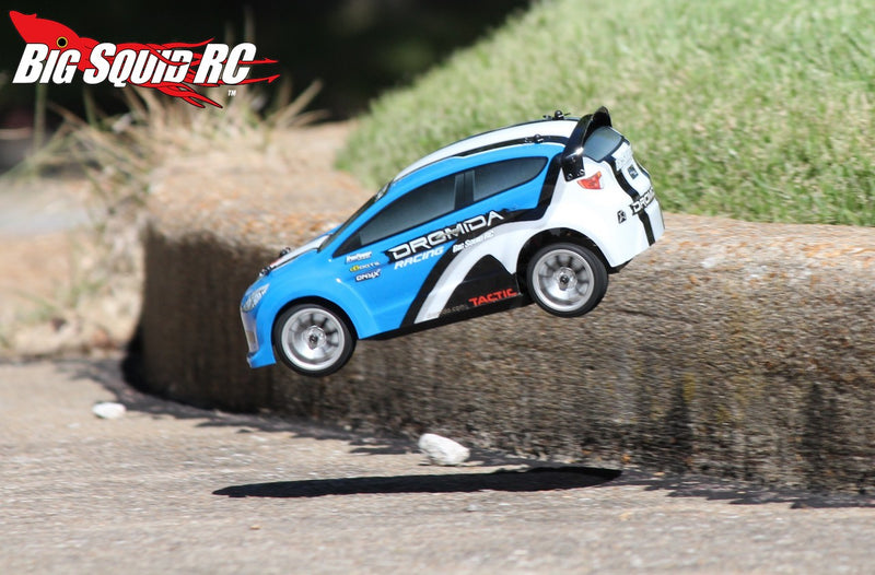 Dromida Touring Car Ready-to-run 1/18 Scale 4WD Brushless