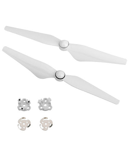 Quick Release PropellersProps Blades for P4 Quadcopter [White] | DJI