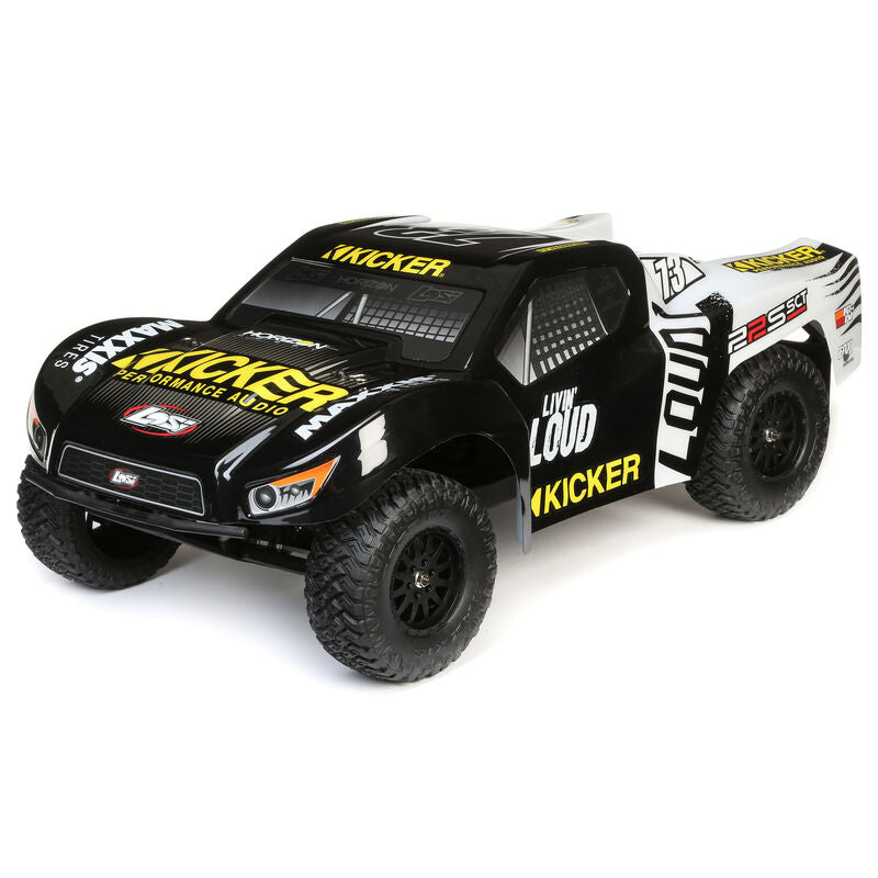 LOSI 22S Kicker SCT RTR: 1/10 2WD Short Course Truck