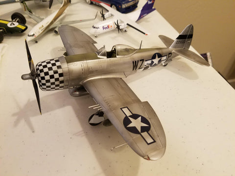 Tamiya 1/48 P-47D Bubbletop