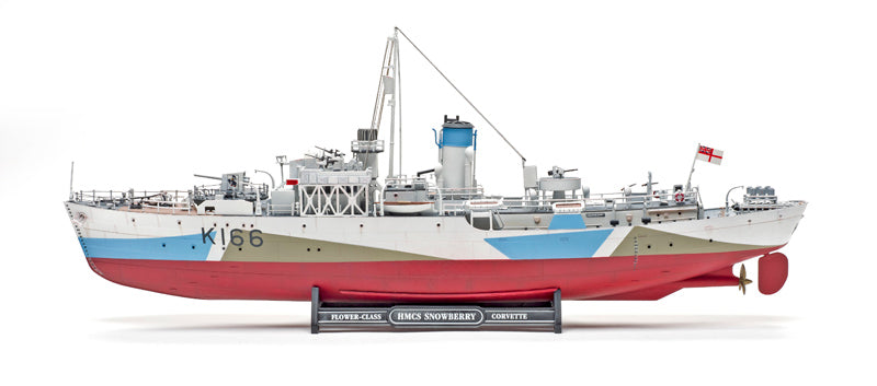 Revell Germany 1/144 HMCS Snowberry