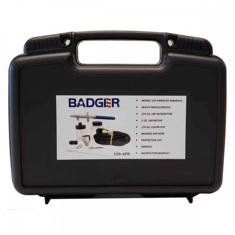Badger 150 Pro Airbrush MD/HD