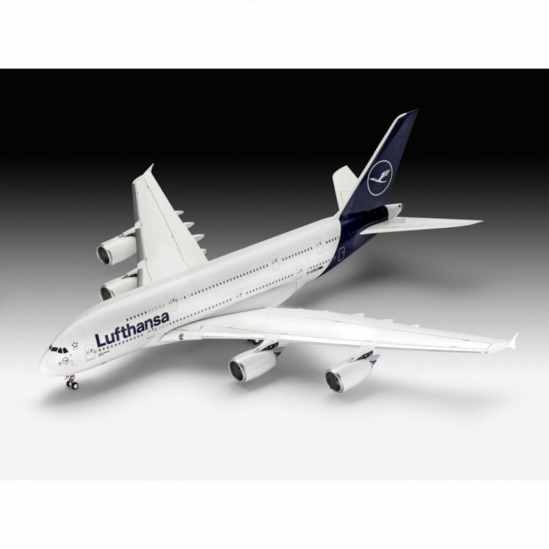 Revell Germany 1/144 Airbus A380-800 Lufthansa New Li