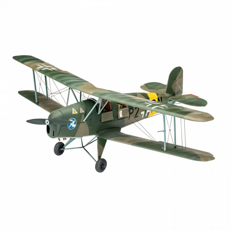 Revell Germany 1/32 Bucker Bu131 D